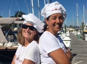 goofy-dock-shot-wiht-chefs-hats