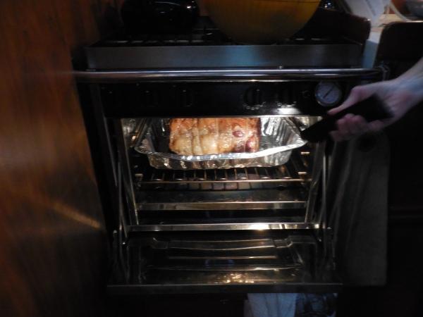 Roast in oven 2