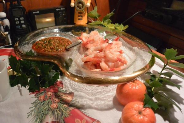 shrimp remoulade served 2