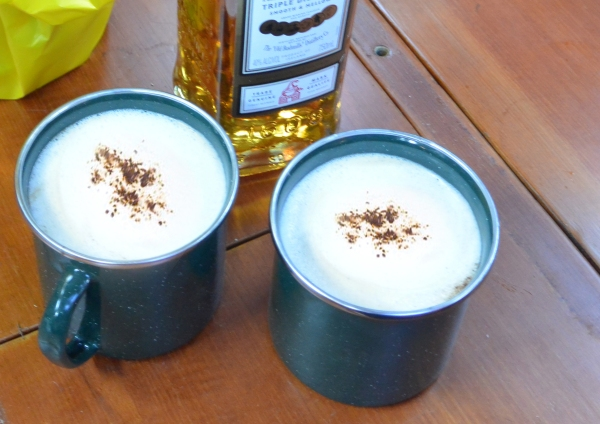 irish coffee with sprinkles cropped