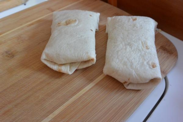 burritos wrapped