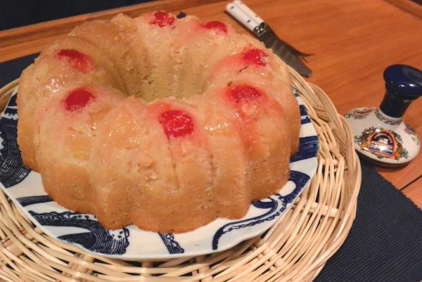 pussers rum cake