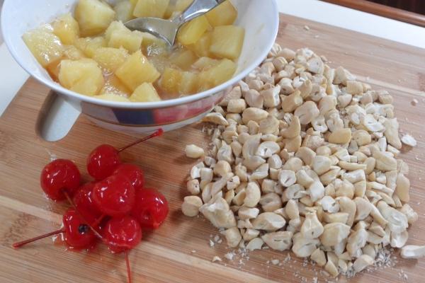 toppings ingredients