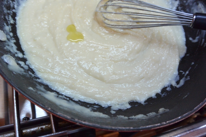 add truffle oil