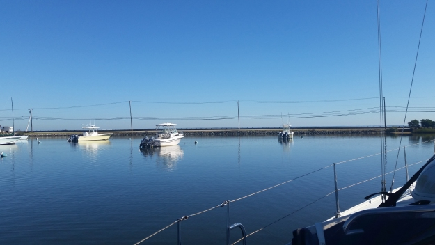 peaceful Gibson Island