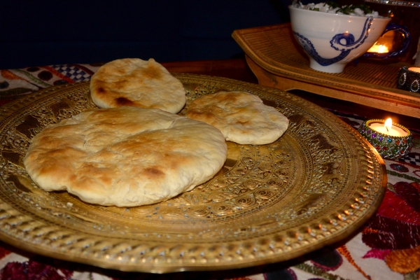 naan done