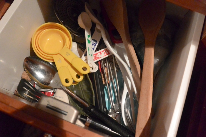 utensil drawere