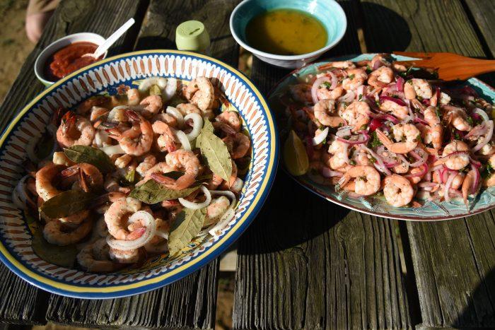 Two shrimps final