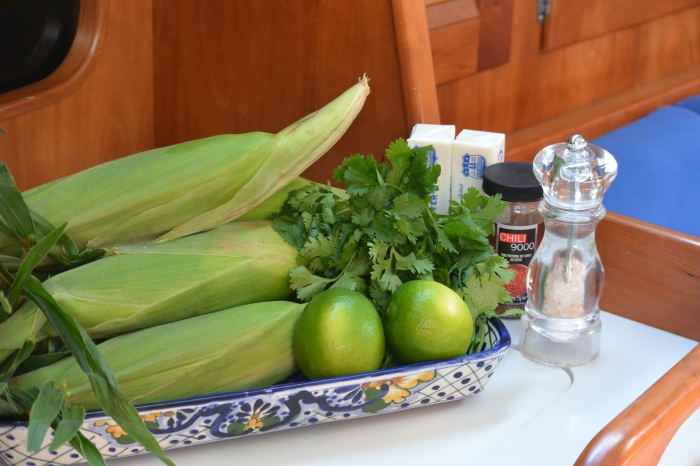 cilantro corn ingredients