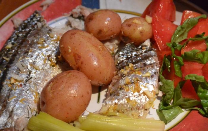 rockfish served 1